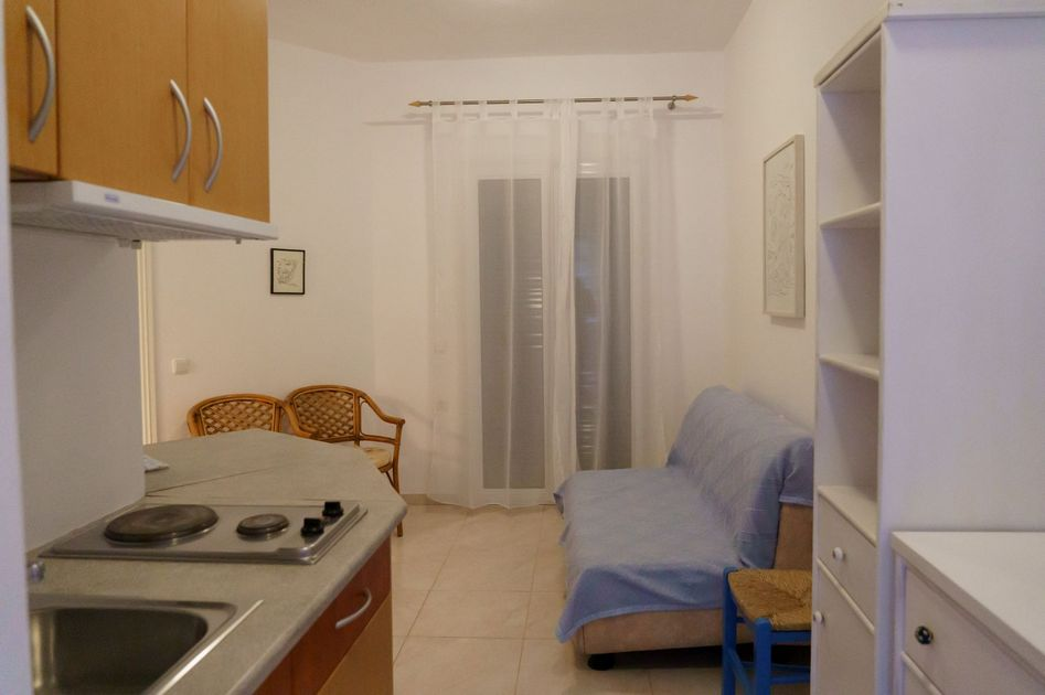 Apartment with Sea View in Parga